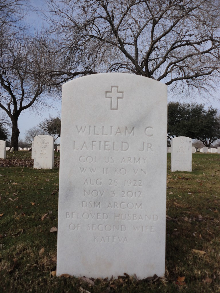 William Clyde Lafield, Jr