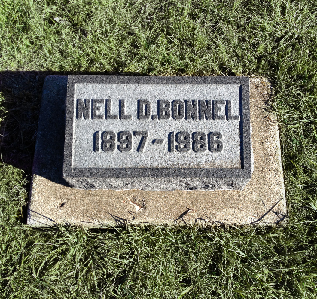 Nell D. <i>Burns</i> Bonnel