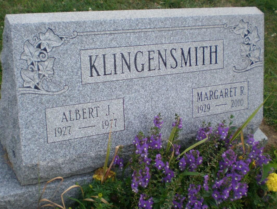 Albert J. Klingensmith
