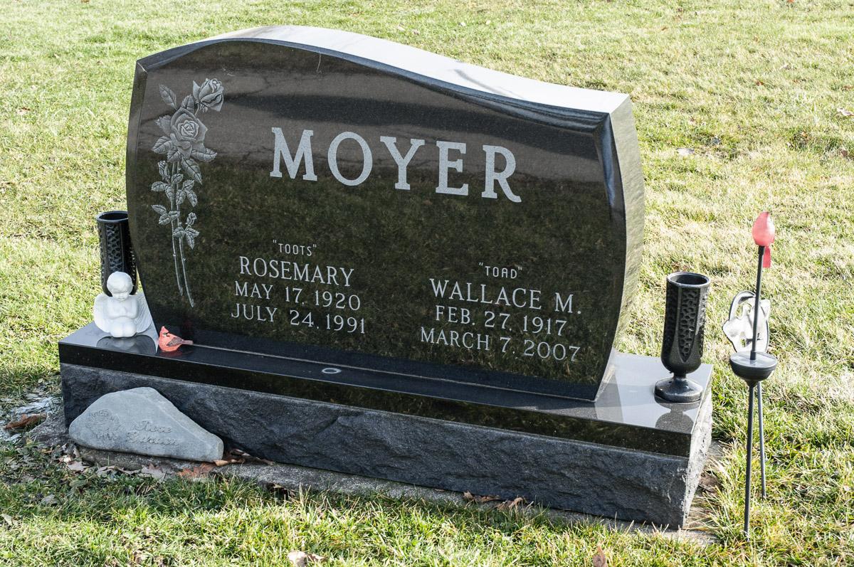 Rosemary Moyer