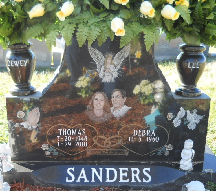 Thomas Dewey Sanders