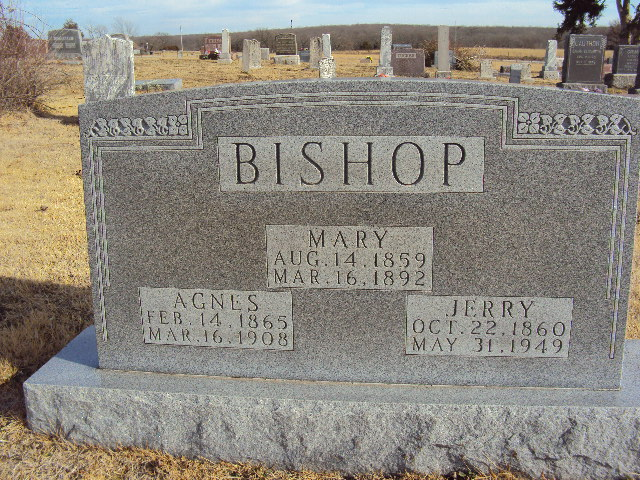 Martha Agnes <i>Terry</i> Bishop