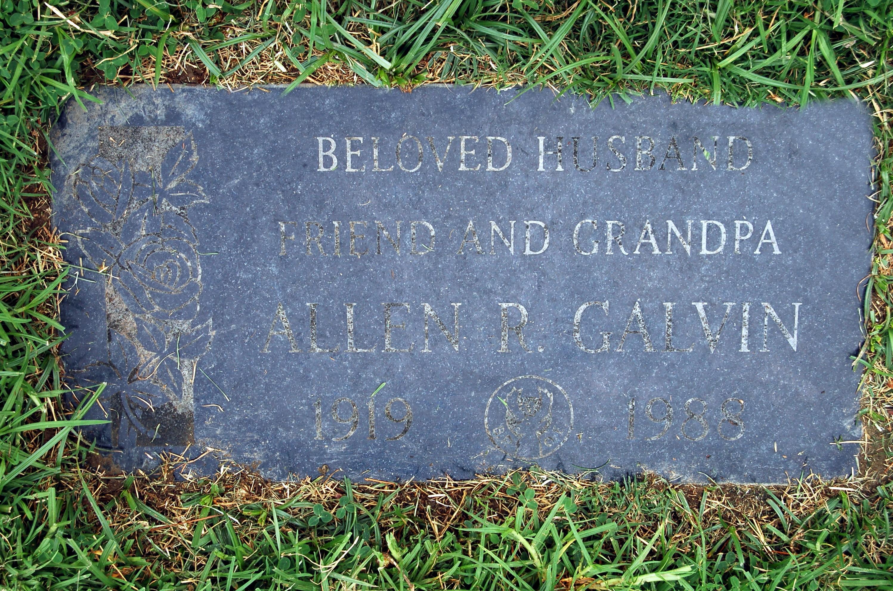 Allen Richard Galvin