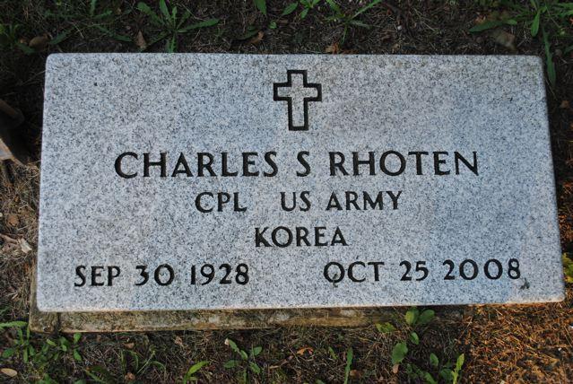 Charles Samuel Rhoten
