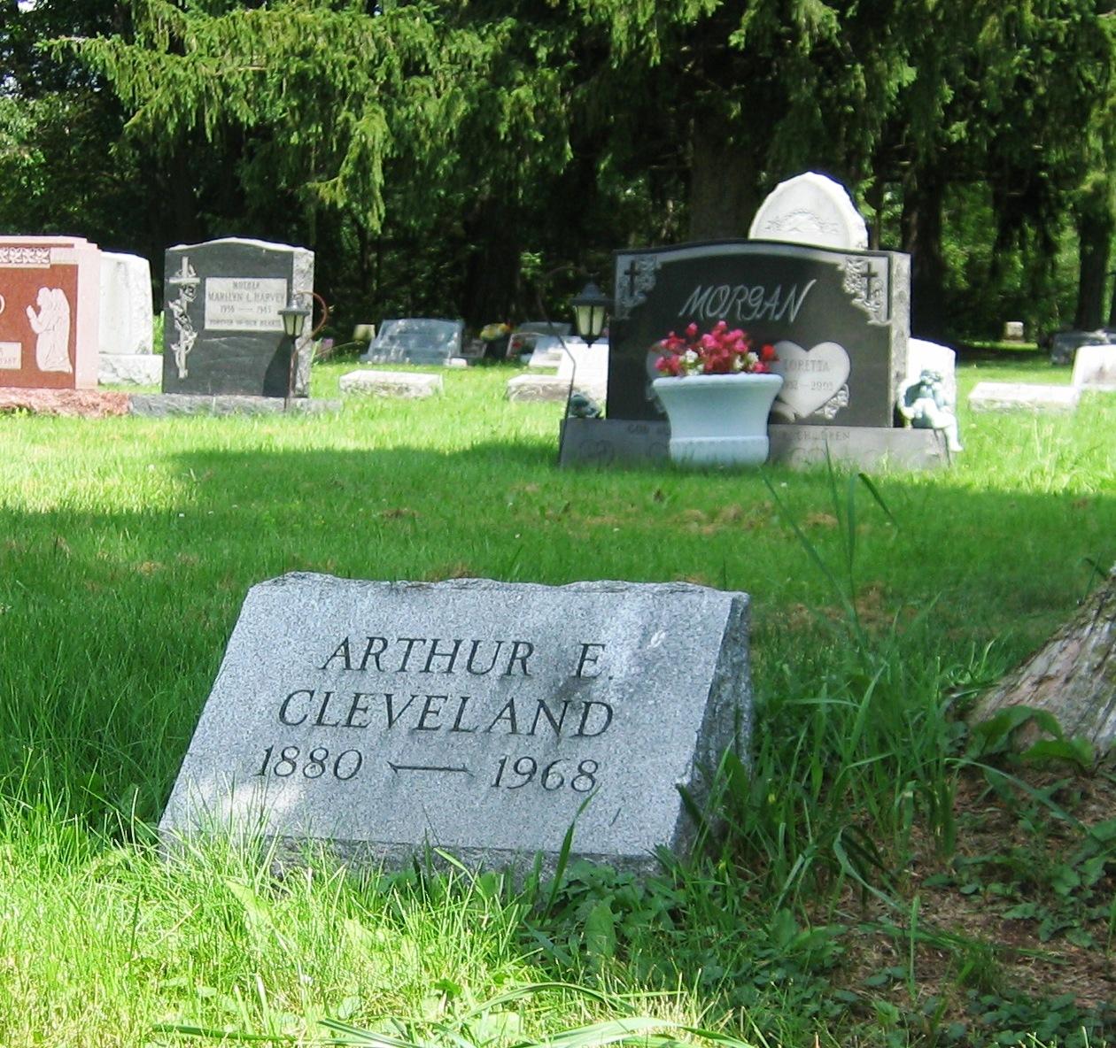 Arthur Eugene Cleveland