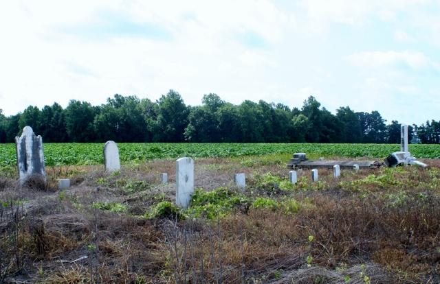 Ballards Place Cemetery