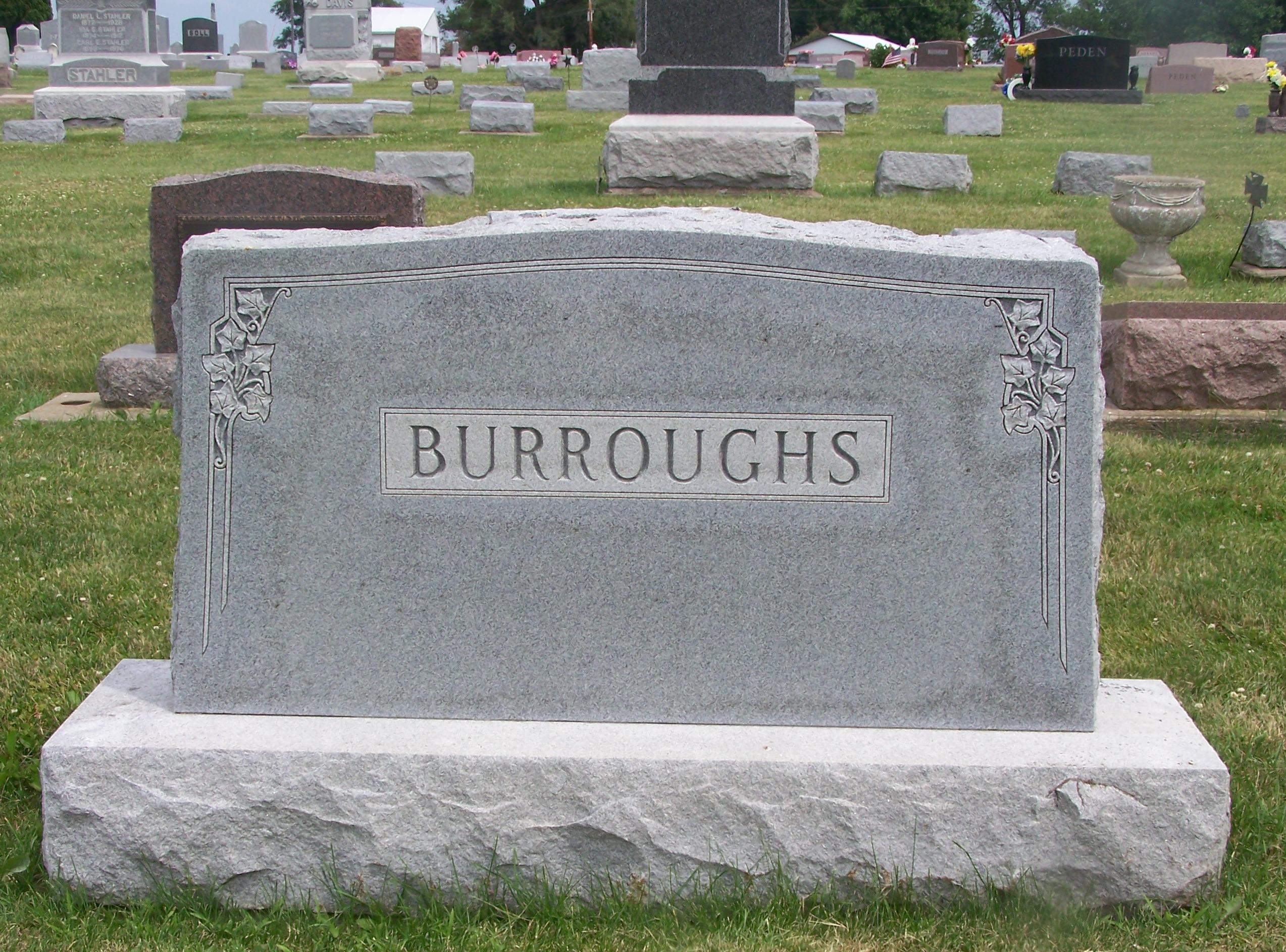 John Wesley Burroughs