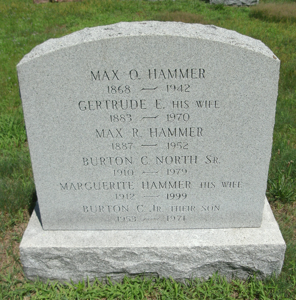 Marguerite <i>Hammer</i> North