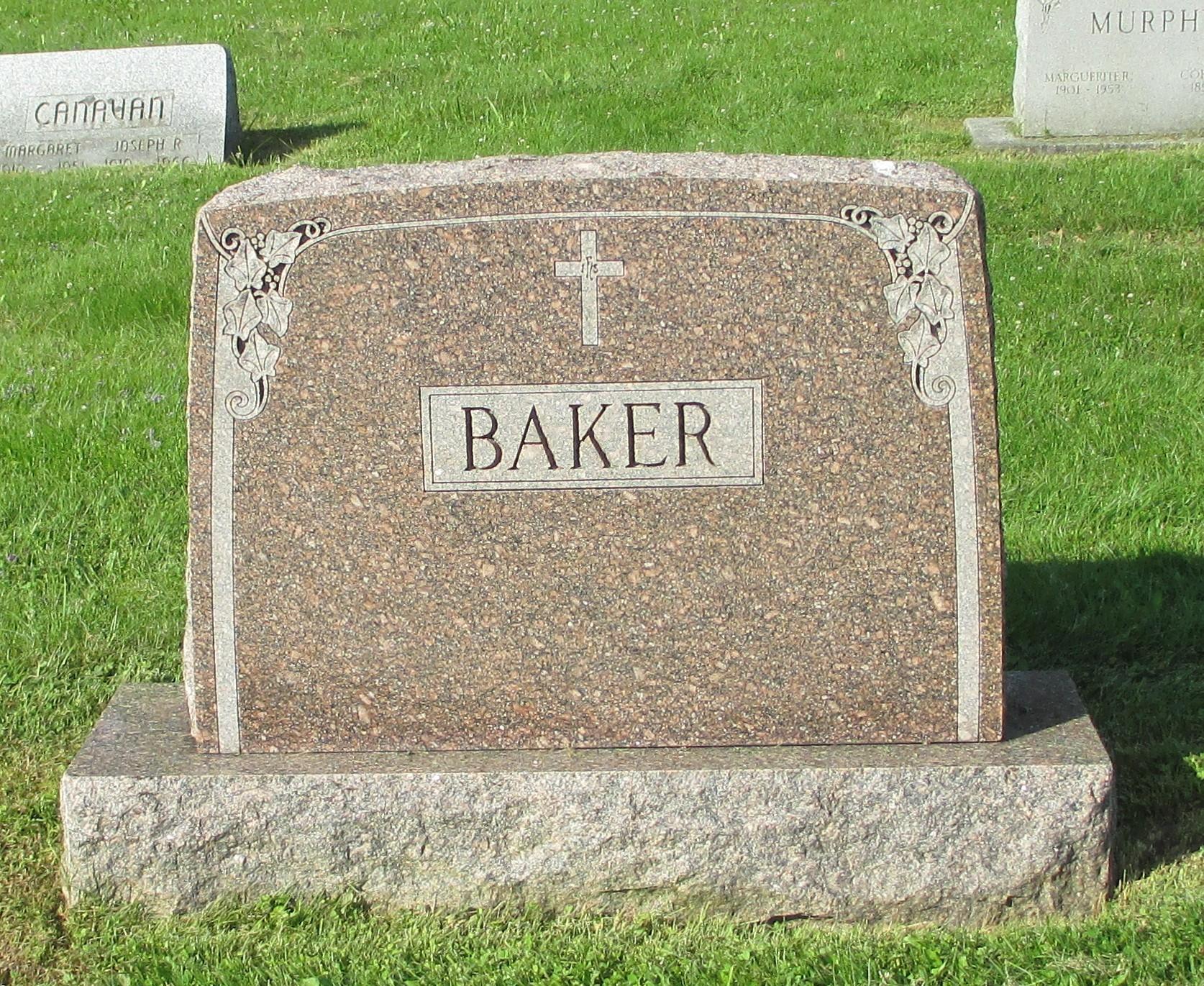 Rena Mae <i>Hagerman</i> Baker
