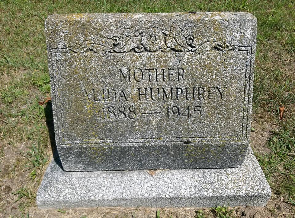 Alida <i>McQueen</i> Humphrey