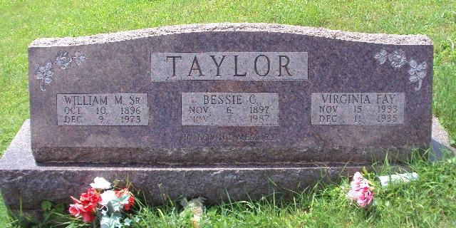 Bessie C. <i>Mayfield</i> Taylor