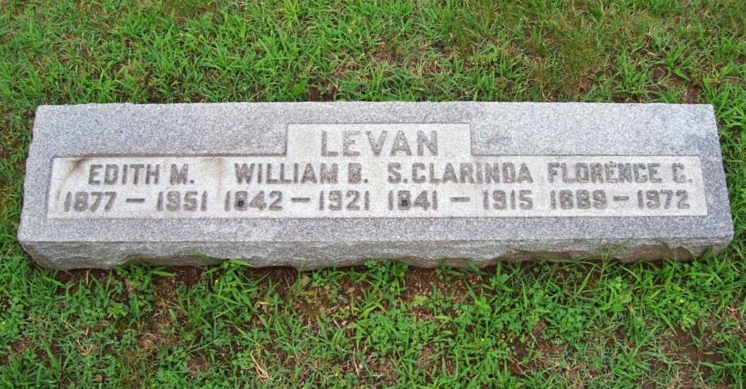 William Brumbach Levan