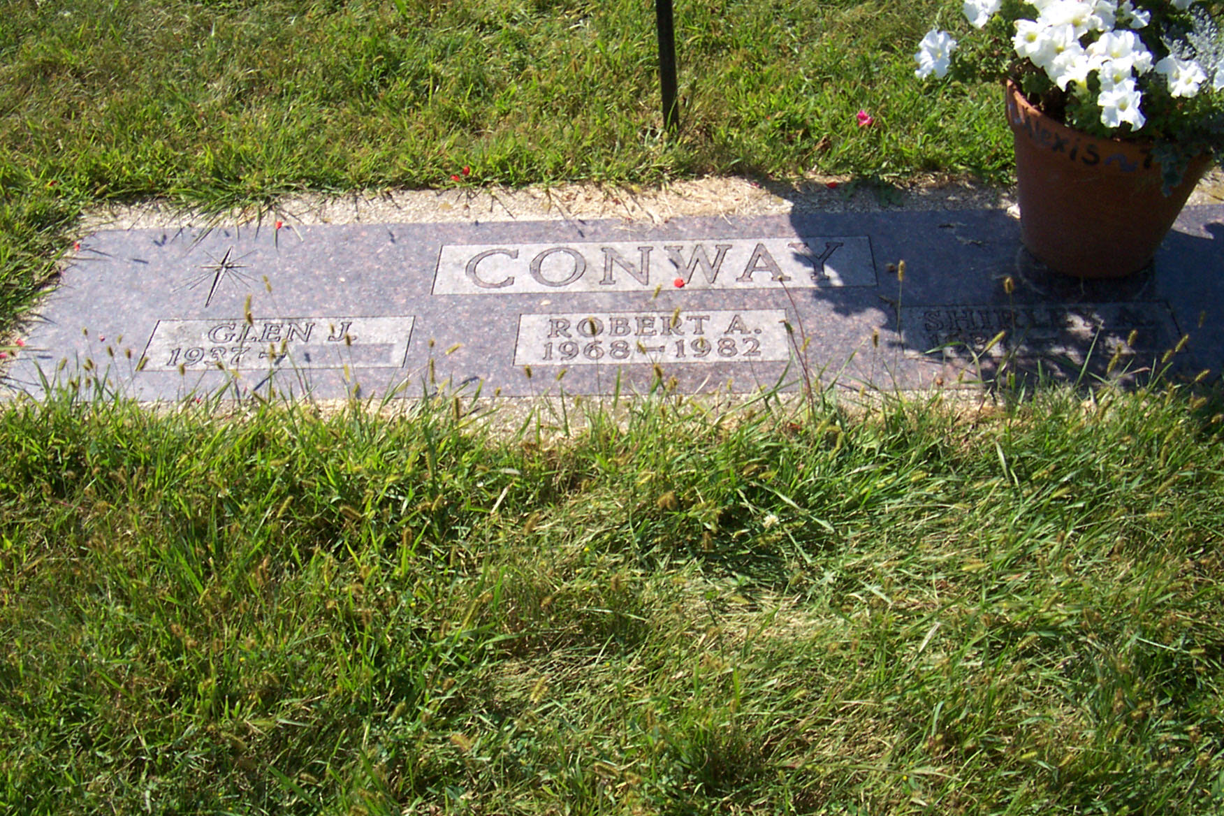 Shirley A. <i>Deppe</i> Conway