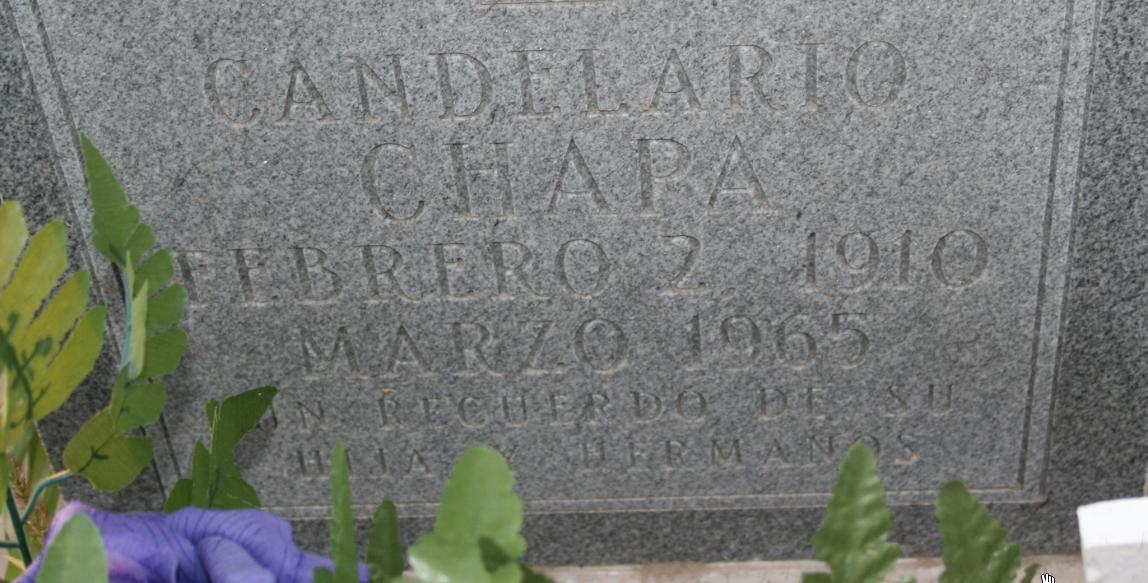 Candelario Chapa