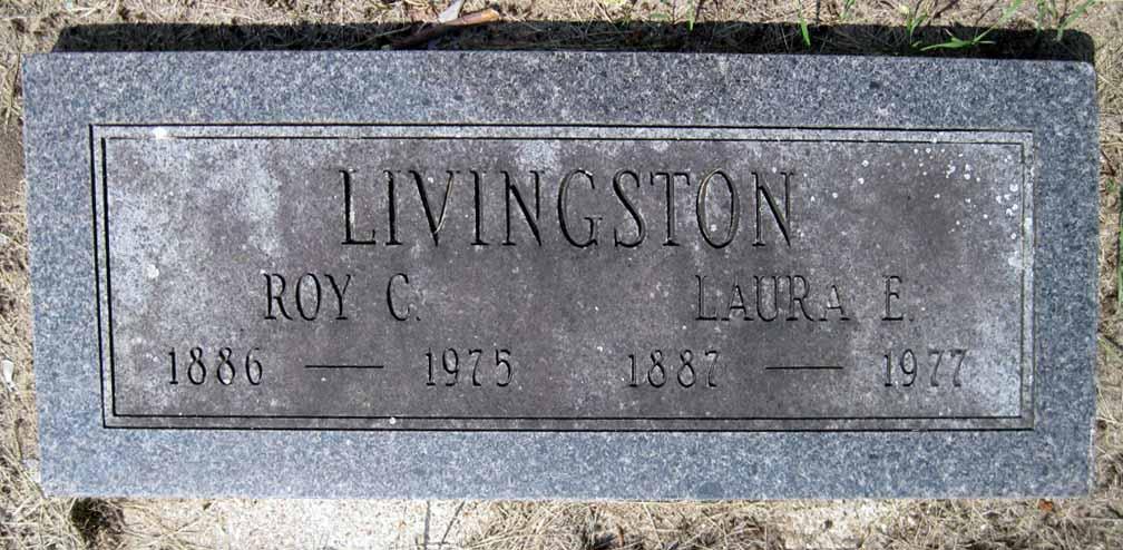 Laura Ella <i>Merickel</i> Livingston