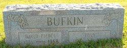 Joan <i>Anderson</i> Bufkin