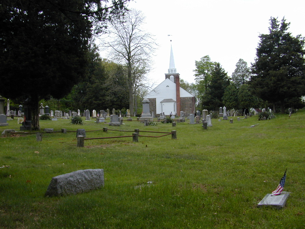 Saddle River Low Dutch Reformed Cemetery