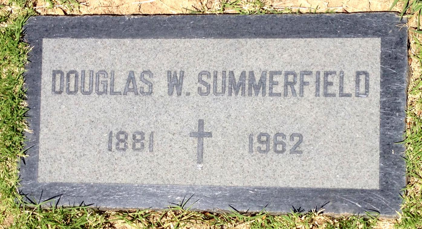 Douglas W Summerfield