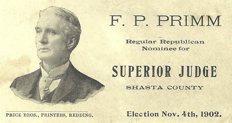 Franklin Pierce Primm