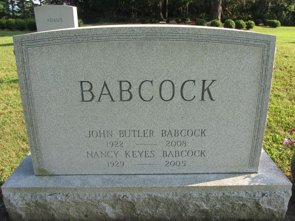 Howard Edward H.E. Babcock