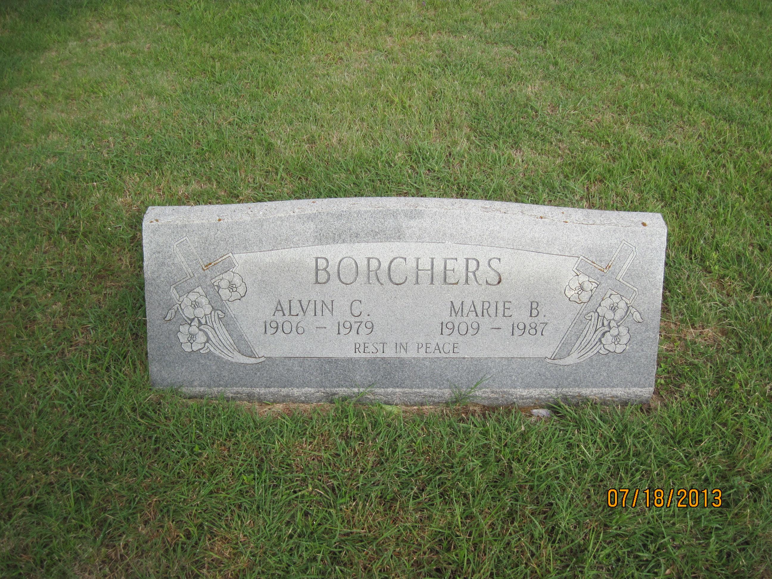 Alvin C. Borchers