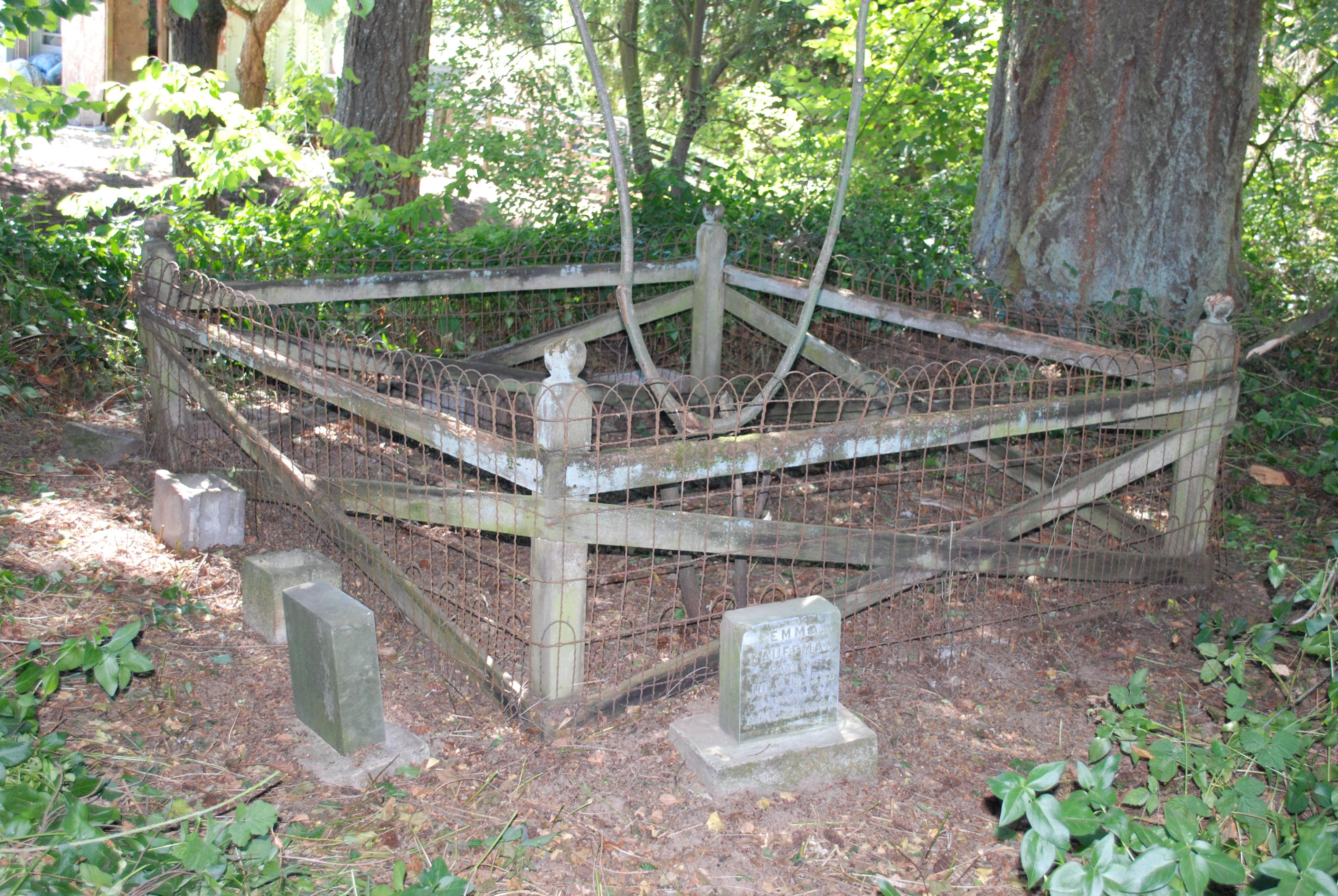Woven Wire Cemeteries - WIRE Center •
