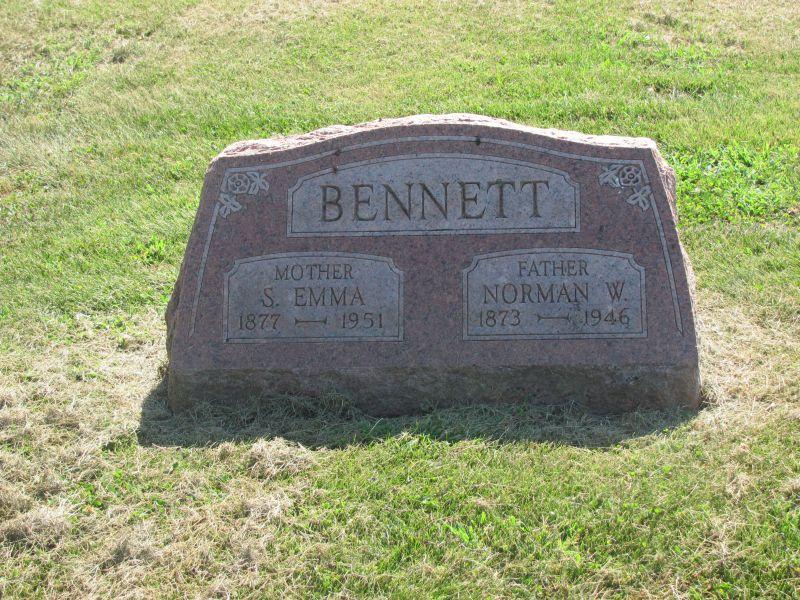 Norman Willis Bennett