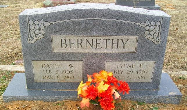 Irene Elizabeth <i>Owen</i> Bernethy