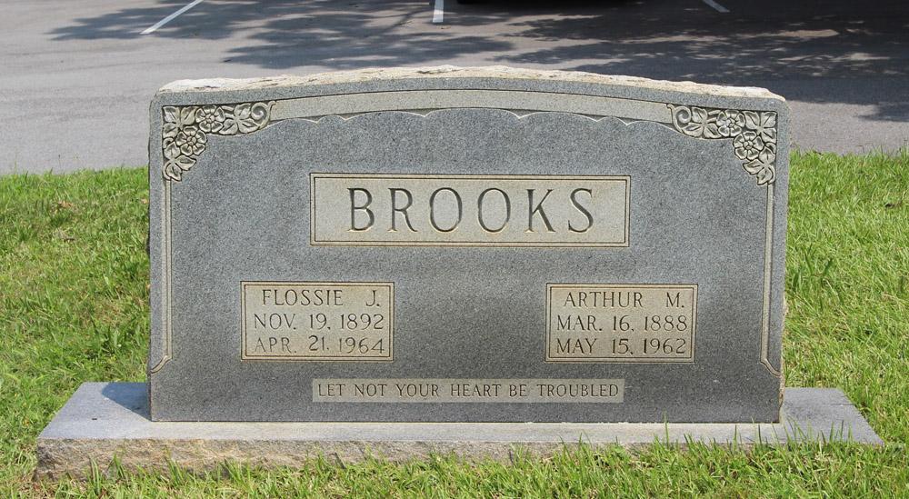 Flossie Jane <i>Nunn</i> Brooks