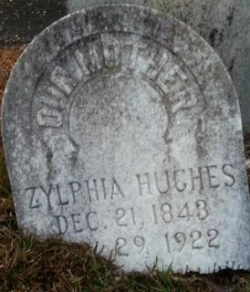 Zylphia Hughes