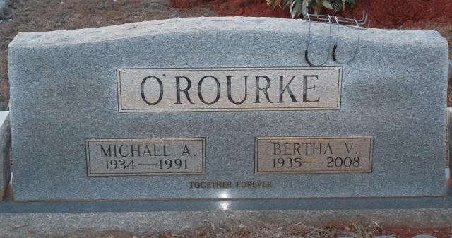 Bertha Viola <i>Newman</i> O'Rourke