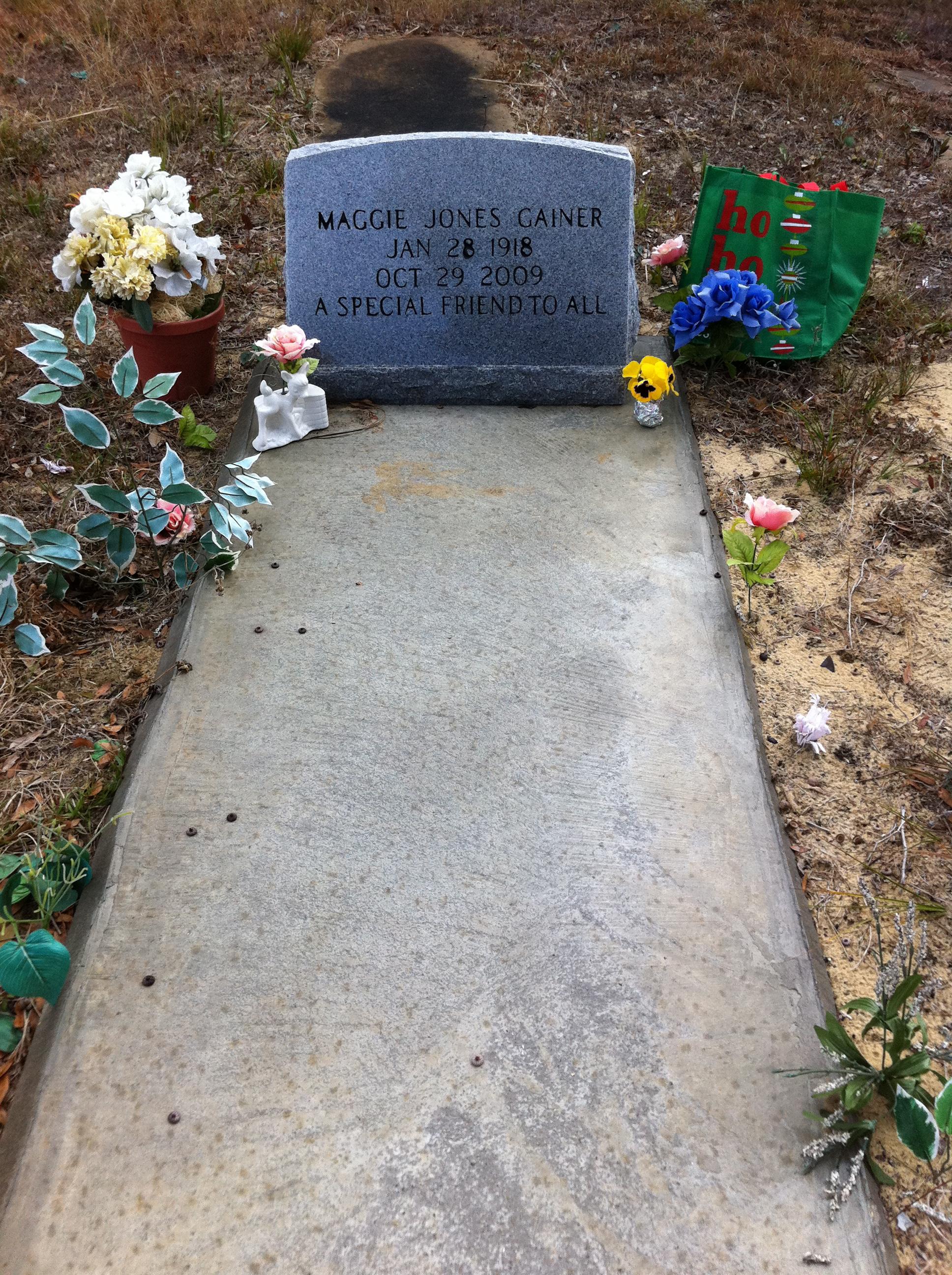 Maggie Jones Gainer