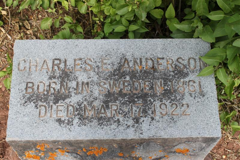 Charles E. Anderson