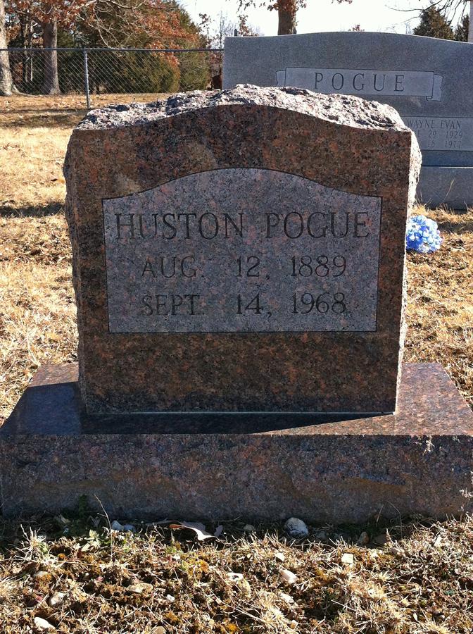 Huston Daniel Pogue