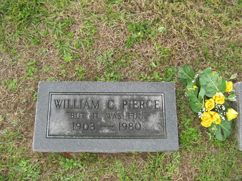 William C Pierce