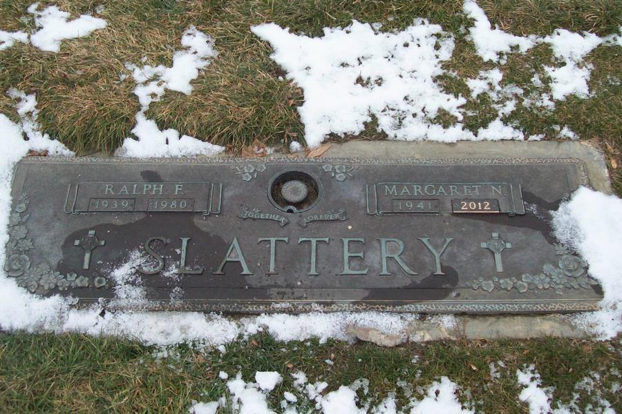 Ralph F Slattery