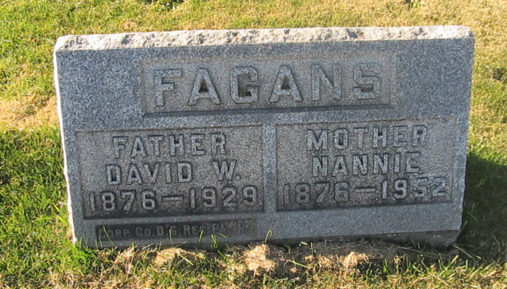 David Wesley Fagans