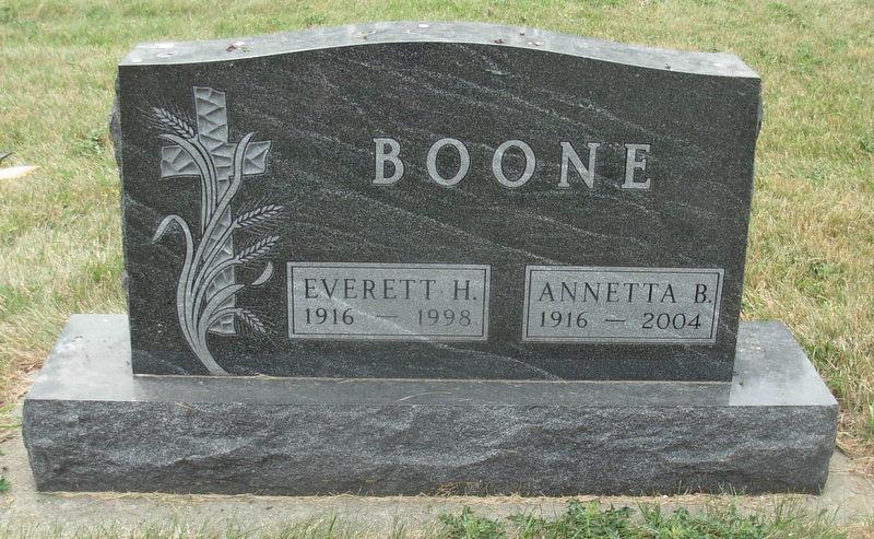 Everett H. Boone
