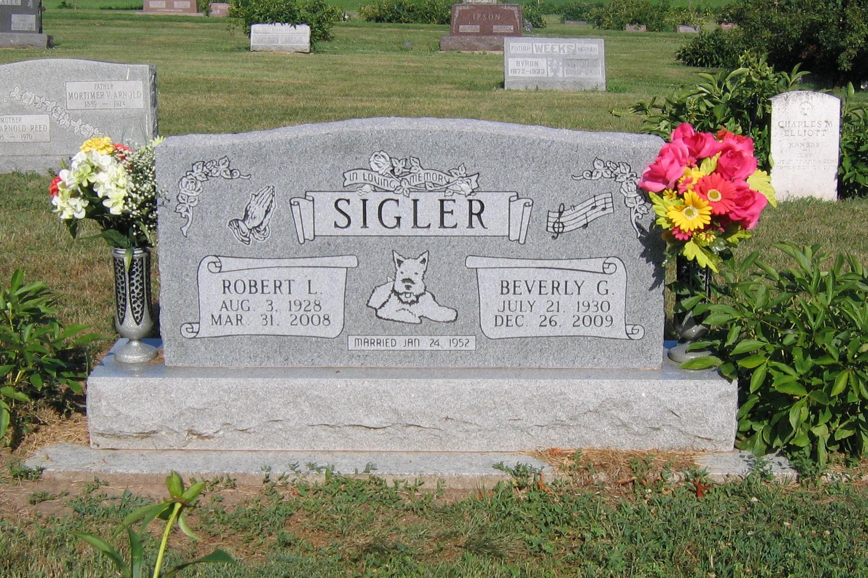 Beverly Gaye <i>Coulter</i> Sigler