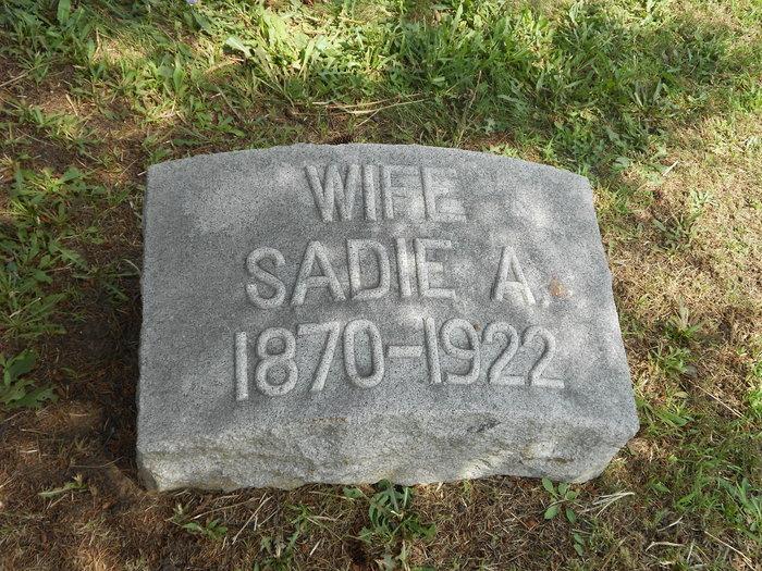Sarah Ann Sadie <i>Allington</i> Heath