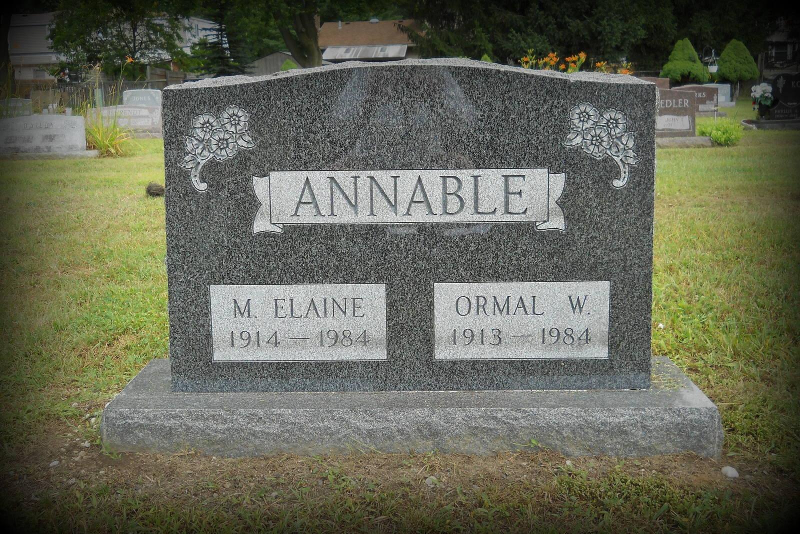 Ormal W. Annable