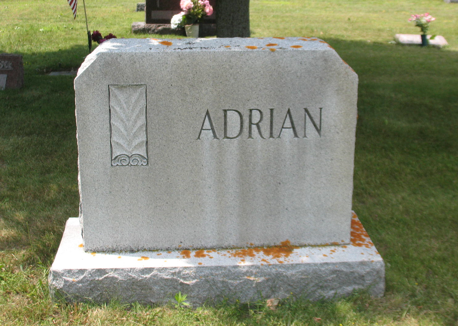 Henry John Adrian