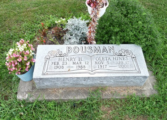 Henry H Bousman