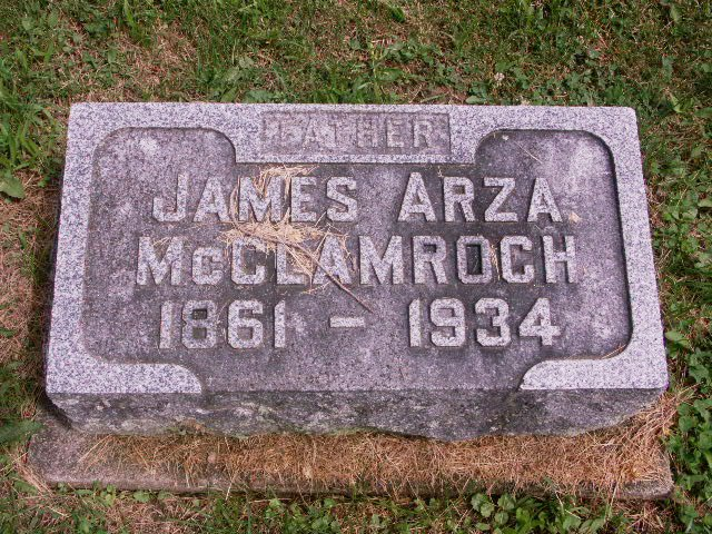 James Arza McClamroch