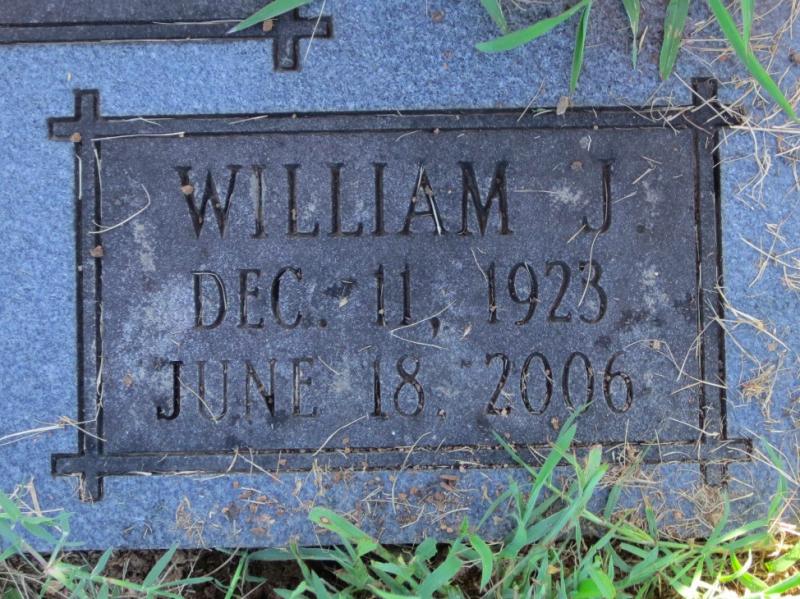 William James Gerspach, Jr