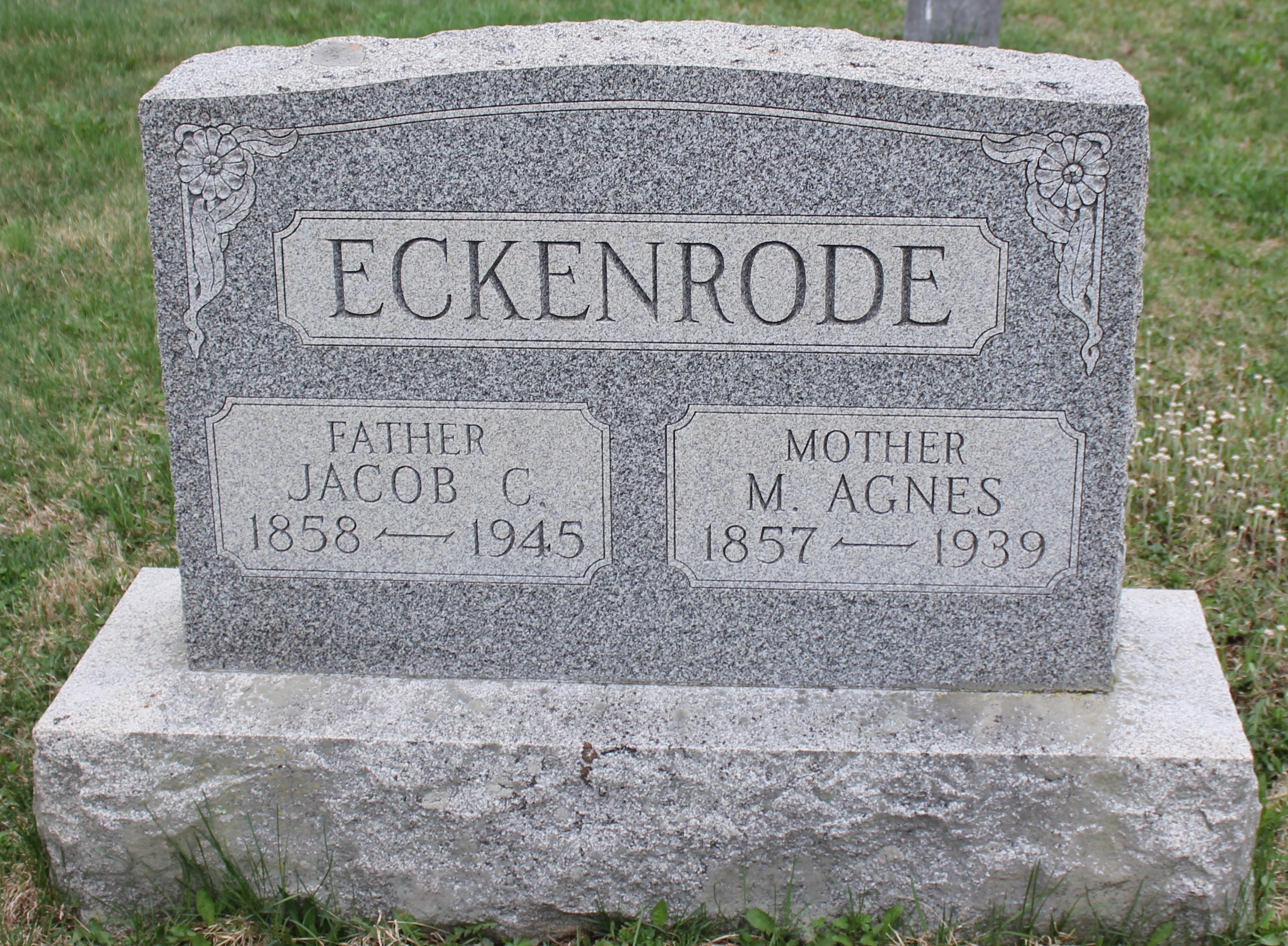 Jacob Cressler Eckenrode