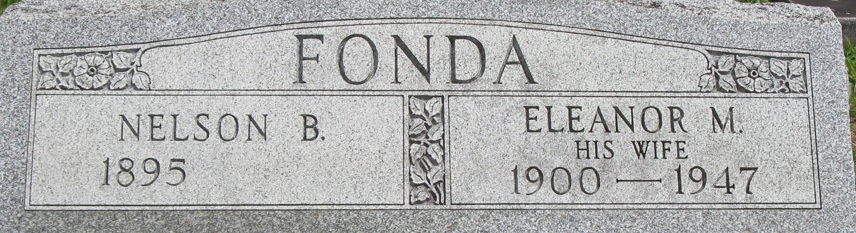 Nelson Byron Fonda