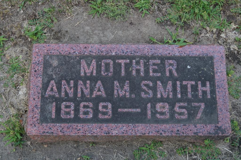 Anna Marie <i>Good</i> Smith