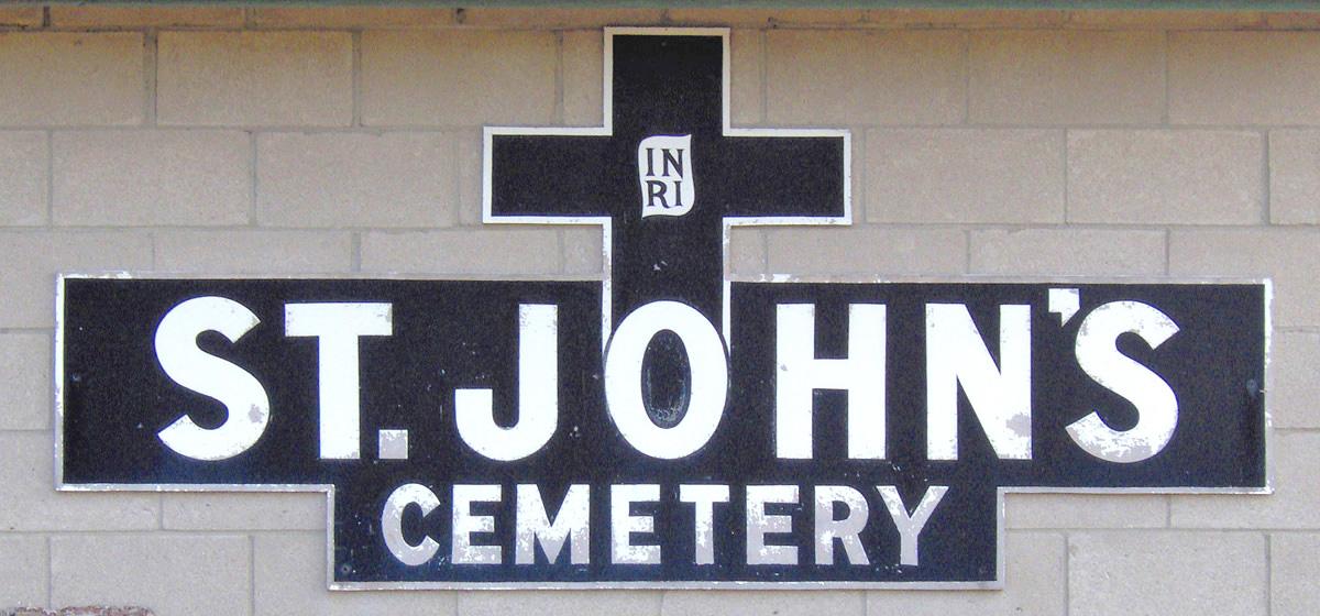 St. John's Catholic Cemetery