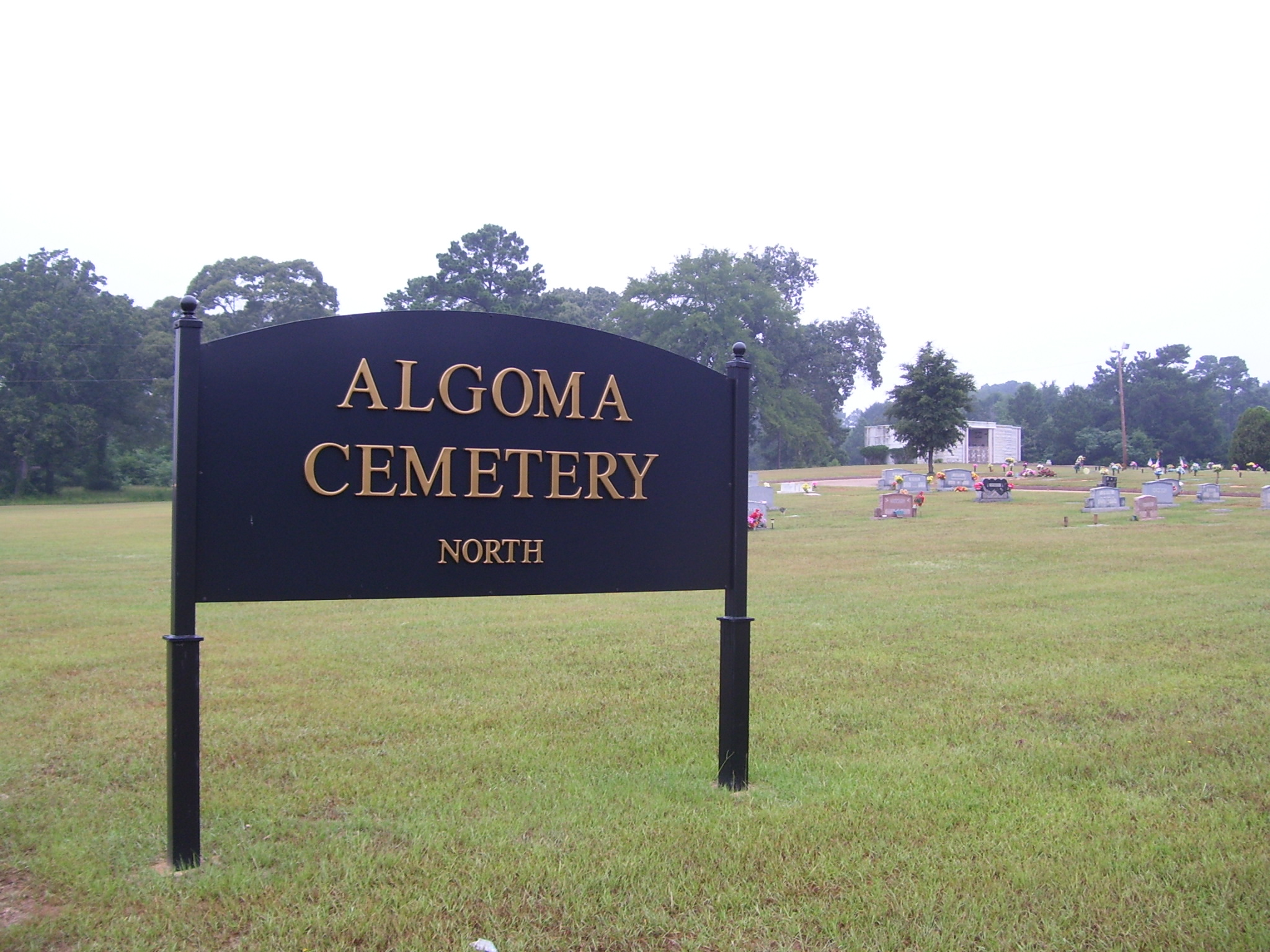 Algoma Cemetery South and North